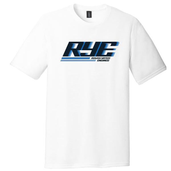 RYE GRAPHIC T-SHIRT - WHITE