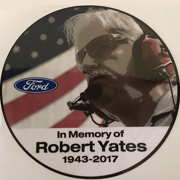 ROBERT YATES DECAL
