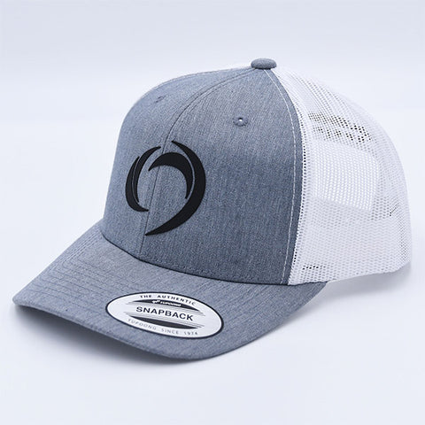 2D STORM HAT - HEATHER GREY