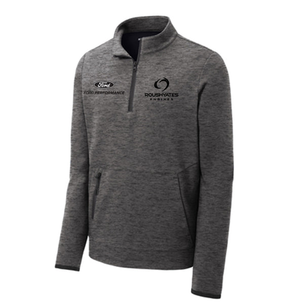 Roush Yates Engines Triumph 1/4-Zip - Black