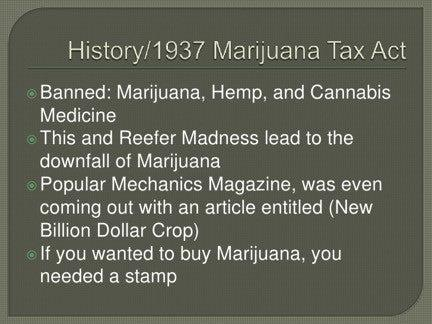 Generation Differences of Smoking Cannabis - The Oozelife Blog - Ooze Marijuana Weed Stamp Act