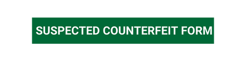 Ooze Suspected Counterfeit Form Button