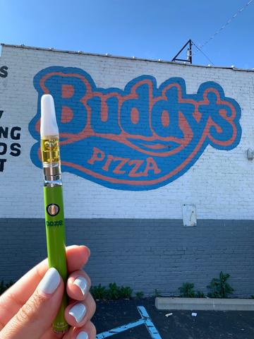 Buddy's Pizza with Ooze Pen