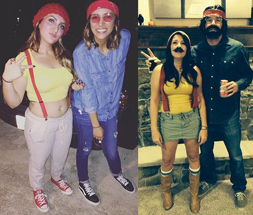 Top 10 Stoner Halloween Costume Ideas - The Oozelife Blog - Ooze Spooky October Dress Up Weed Marijuana 420 Cannabis Cheech & Chong