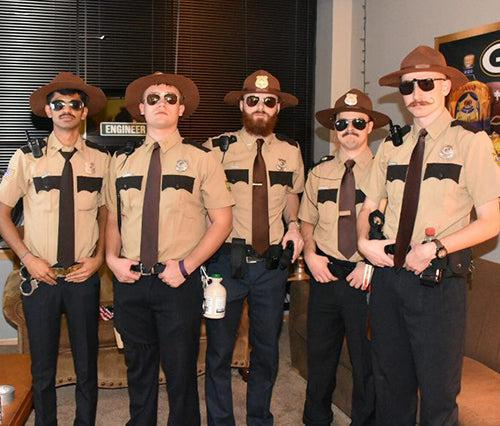 Top 10 Stoner Halloween Costume Ideas - The Oozelife Blog - Ooze Spooky October Dress Up Weed Marijuana 420 Cannabis Super Troopers