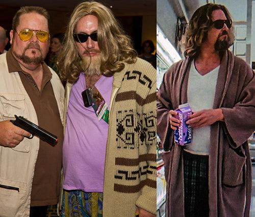 Top 10 Stoner Halloween Costume Ideas - The Oozelife Blog - Ooze Spooky October Dress Up Weed Marijuana 420 Cannabis The Dude Big Lebowski