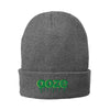 Ooze Logo Beanie - Fleece Lined