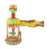Ooze Clobb Silicone Water Pipe & Nectar Collector - Rasta Pipes