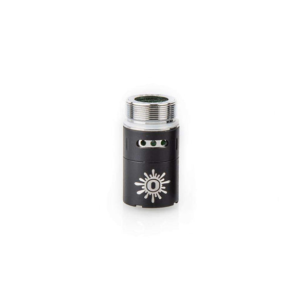 Ooze Fusion Dual Quartz Coil - Black Coils And Parts