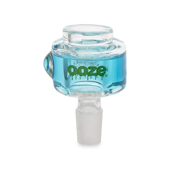 Ooze Glyco Glass Bowl - Aqua Teal Replacement Parts