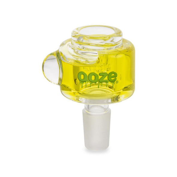 Ooze Glyco Glass Bowl - Mellow Yellow Replacement Parts