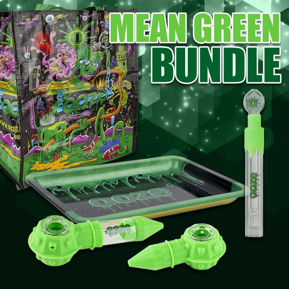 Mean Green Bundle - Ooze
