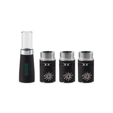 Ooze Fusion Atomizer - Panther Black