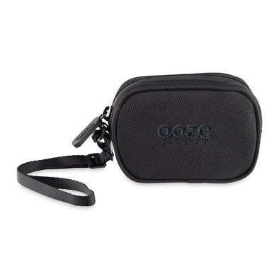 Ooze Traveler Smell Proof Wristlet - Black