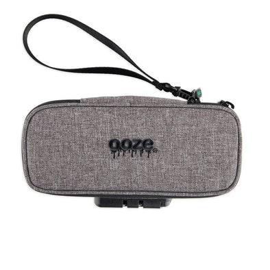 Ooze Traveler Smell Proof Travel Pouch - Smoke Gray