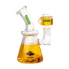 Ooze Glyco Glycerin Chilled Glass Water Pipe - Juicy Orange Pipes