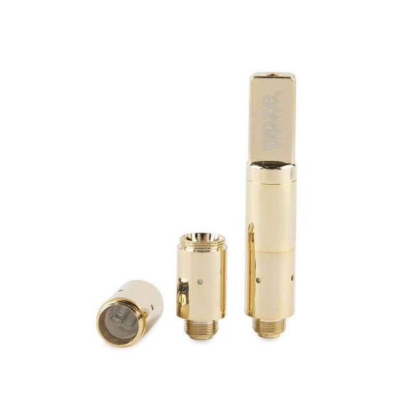 Ooze Slim Twist Pro Atomizer - Gold Coils And Parts