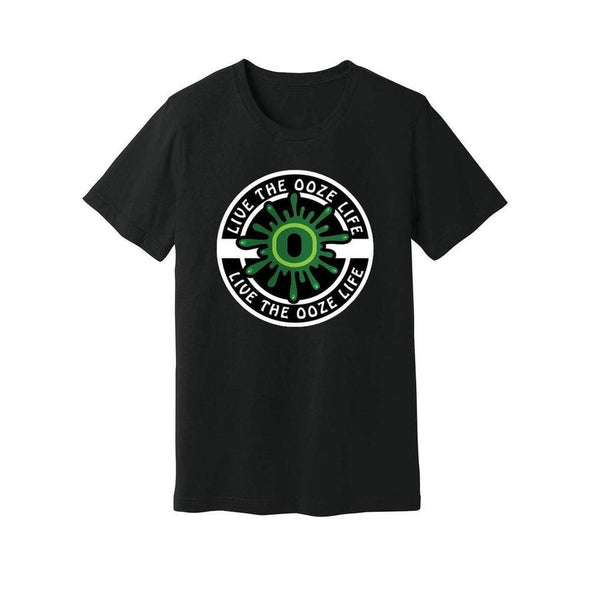 Ooze Live The Life Mens T-Shirt T-Shirts