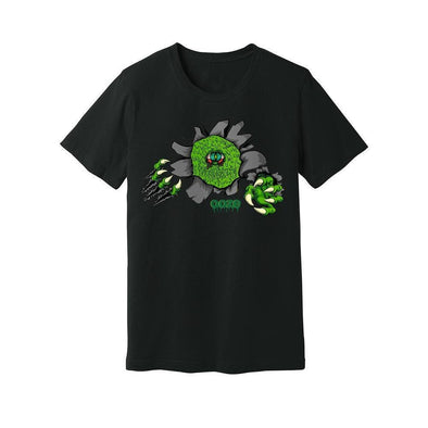 Ooze Monster Claw T-Shirt Black / Small T-Shirts
