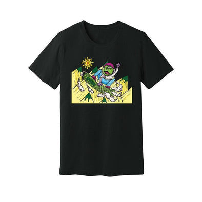 Ooze Slime Carver T-Shirt Black / Small T-Shirts