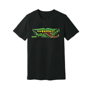 Ooze Slime Mouth T-Shirt Black / Small T-Shirts