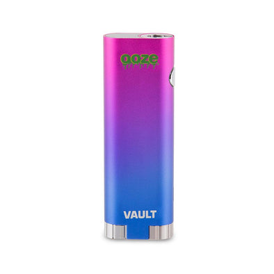 Ooze Vault Extract Battery with Storage Chamber - Rainbow