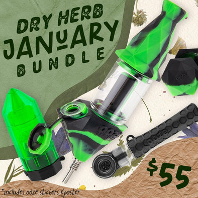 Dry Herb January Bundle