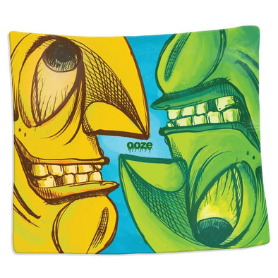 Ooze Face Off Silk Touch Blanket
