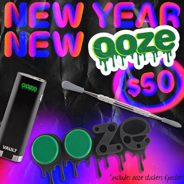 New Year New Ooze Bundle