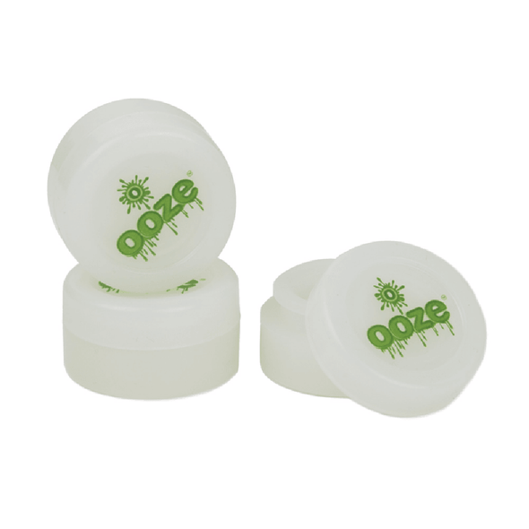 Ooze 5Ml Silicone 5Ct - Glow In The Dark Accessories