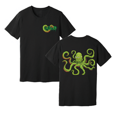 Ooze Sir Inks A Lot Logo T-Shirt