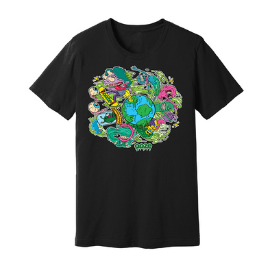 Ooze Slime Shower T-Shirt