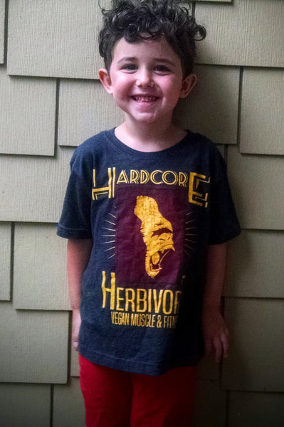 Kid's Hardcore Herbivore T-Shirt