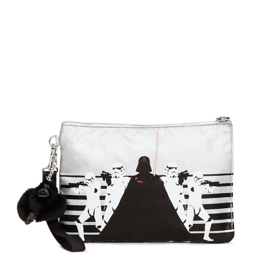 kipling Ellettronico Star Wars Large Cosmetic Pouch