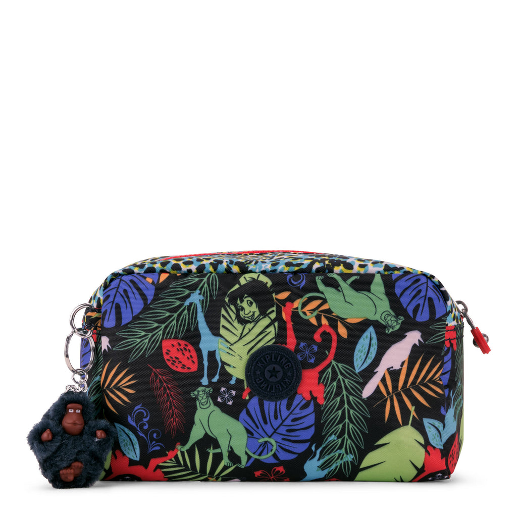 kipling Gleam Disney's Jungle Book Printed Pouch