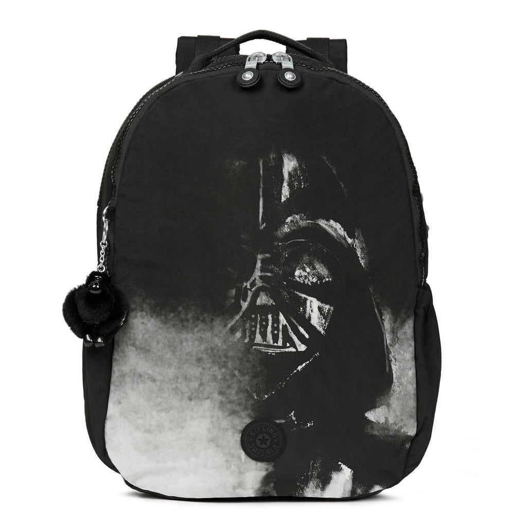 "Kipling SEOUL GO Star Wars Extra Large 15"" Laptop Backpack"