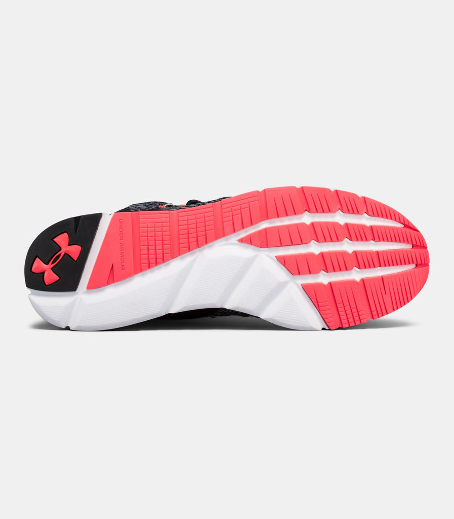 UNDER ARMOUR Charged All Around Knit Boot Sneaker