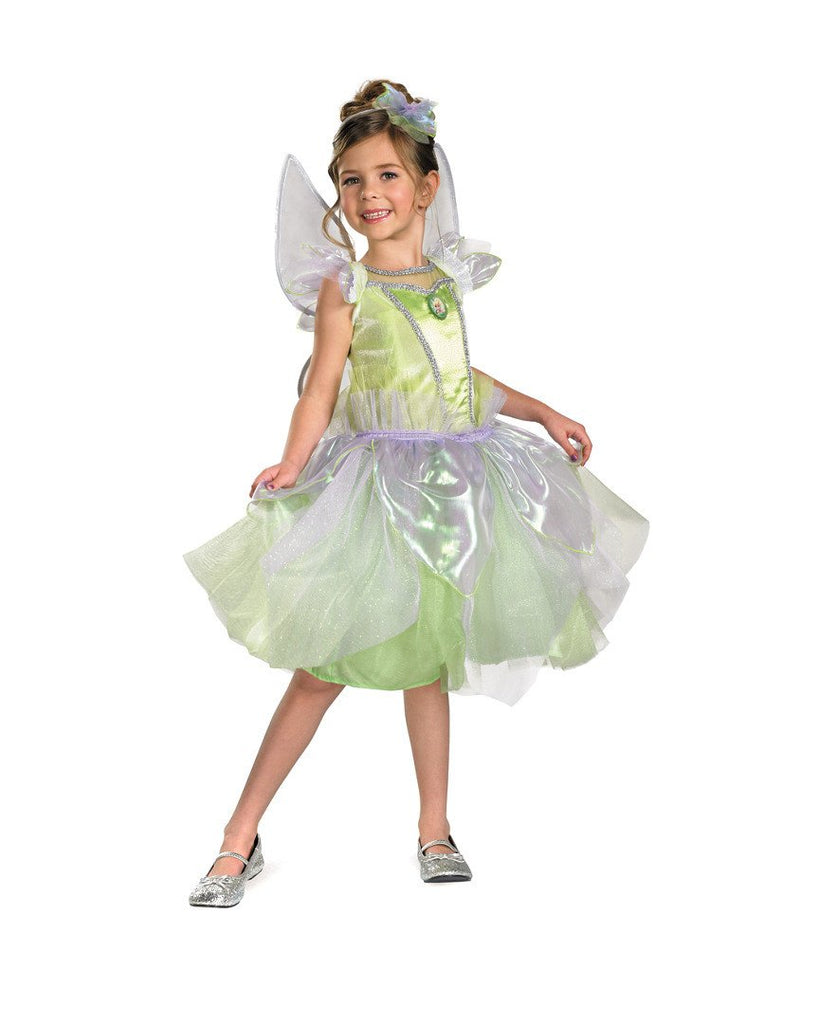 Disney Fairies Girls' Tinkerbell Tutu Costume - PitaPats.com