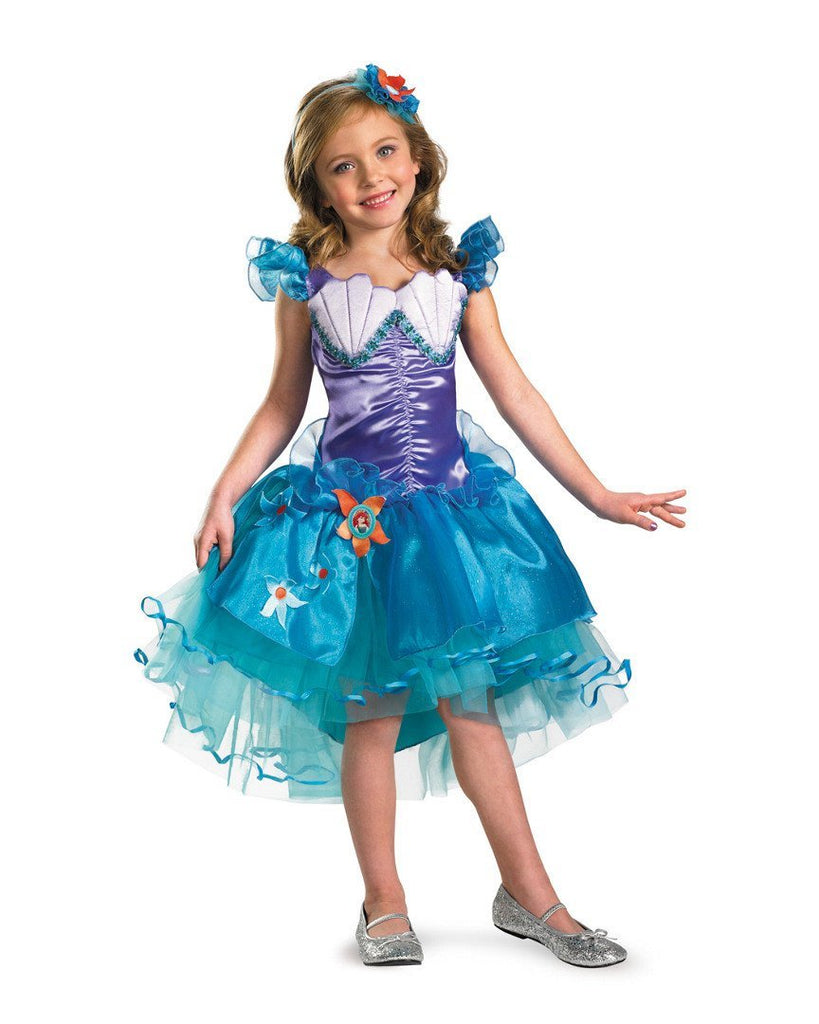 Disney Princess Girls' Ariel Tutu Costume - PitaPats.com
