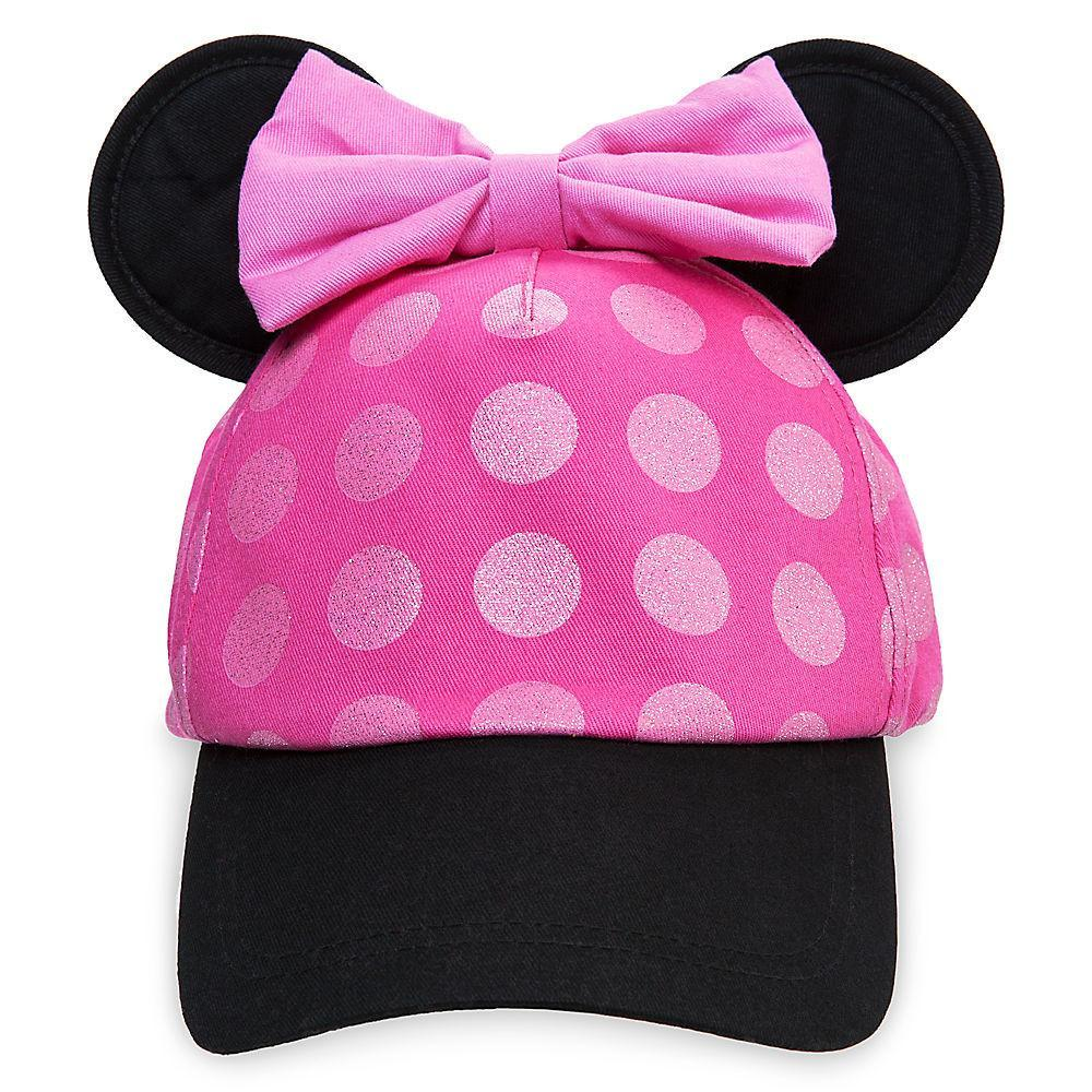 Disney Minnie Mouse MXYZ Baseball Cap - PitaPats.com