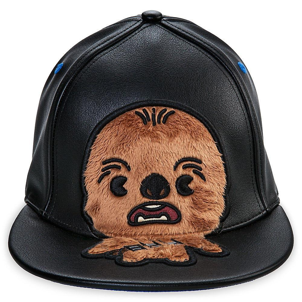 Disney Chewbacca Faux Leather MXYZ Baseball Cap - PitaPats.com