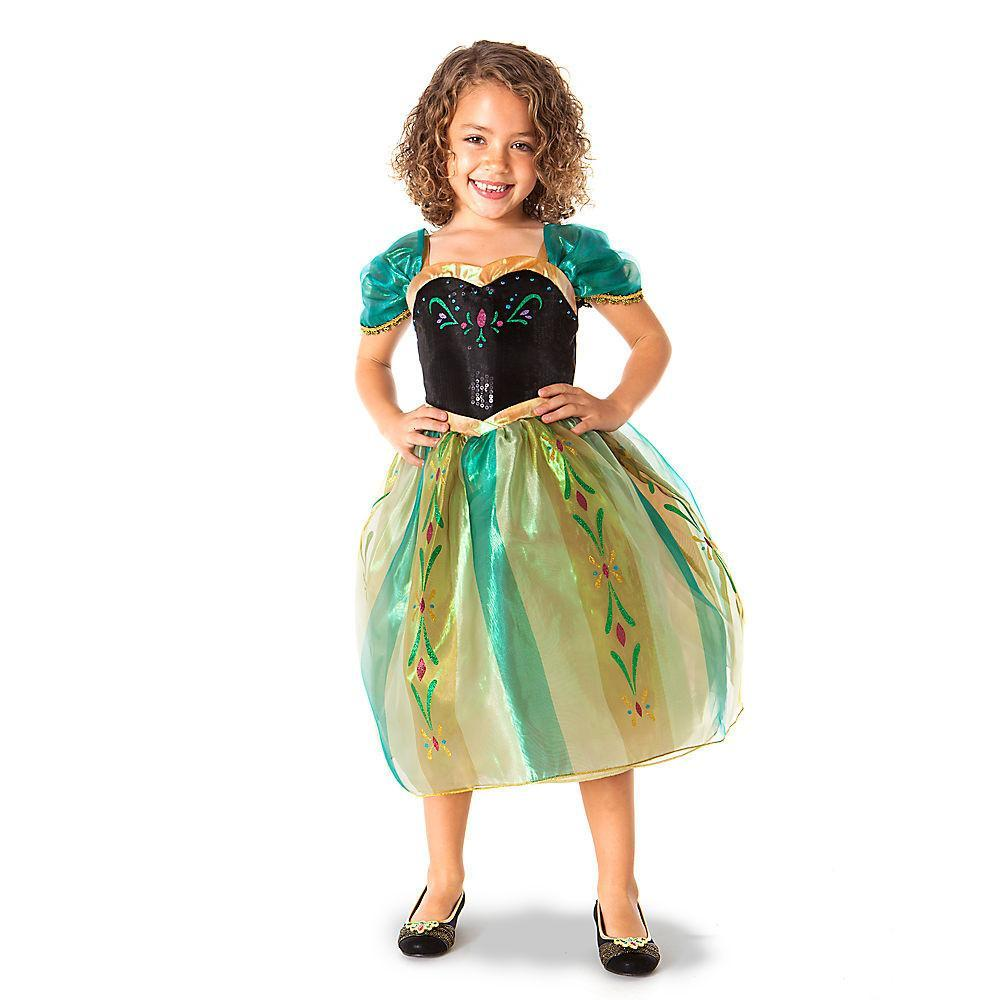 Disney Anna Costume for Kids - PitaPats.com