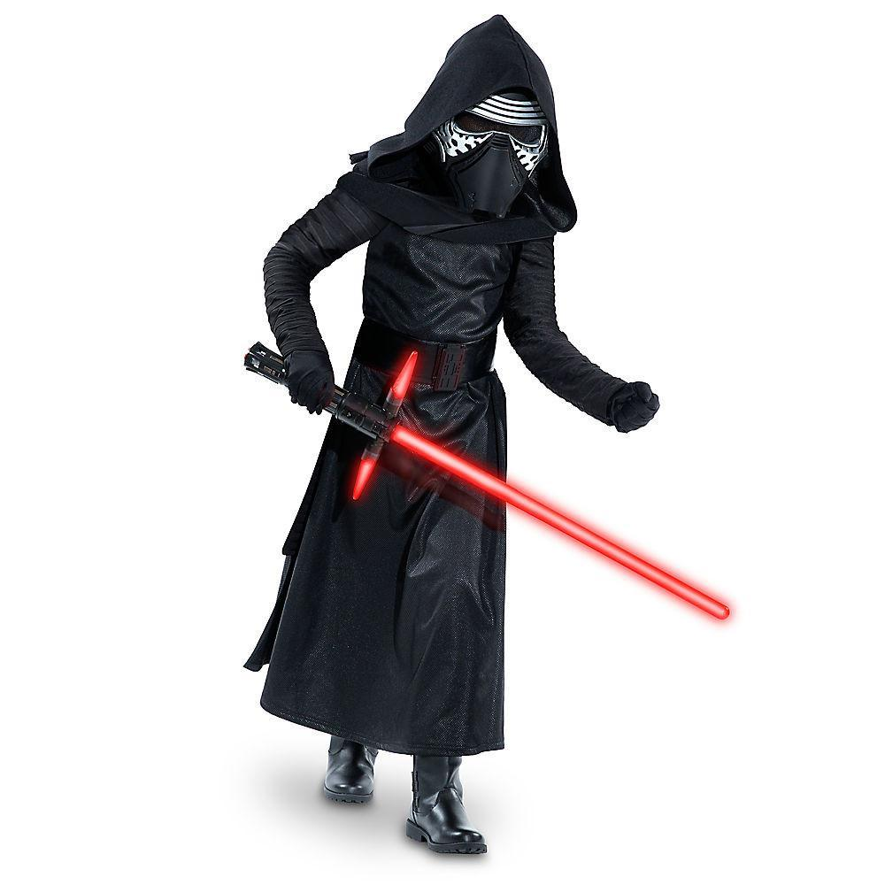Disney Kylo Ren cosplay for Kids - Star Wars: The Force Awakens - PitaPats.com