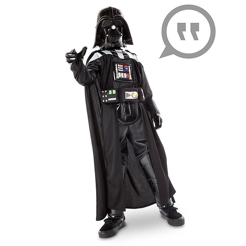 Disney Darth Vader Costume with Sound for Kids - PitaPats.com