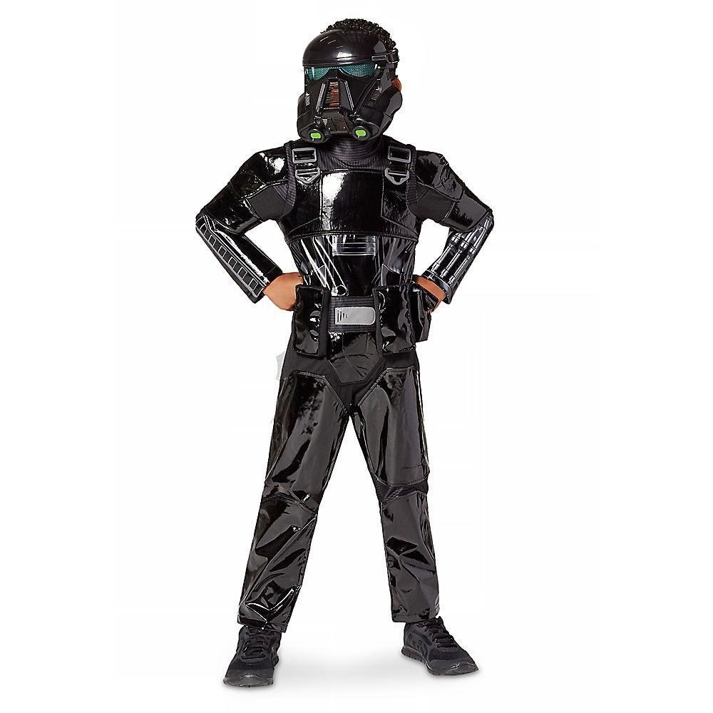 Imperial Death Trooper Costume for Kids - Rogue One: A Star Wars Story - PitaPats.com