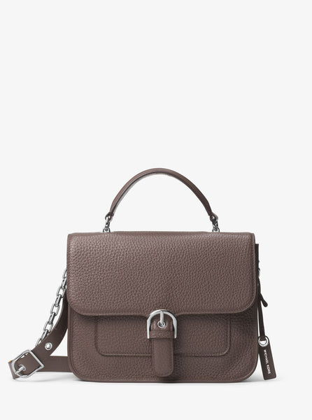 MICHAEL KORS Cooper Large Leather Satchel