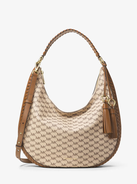 Michael Kors Lauryn Large Logo Shoulder Bag