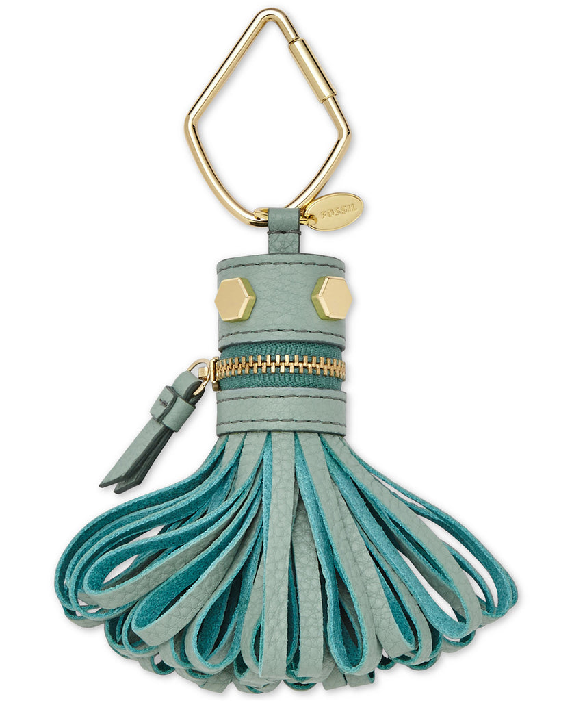 Fossil Monster Tassel Bag Charm - PitaPats.com
