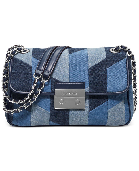 Michael Kors MICHAEL Sloan Large Chain Shoulder Bag - PitaPats.com