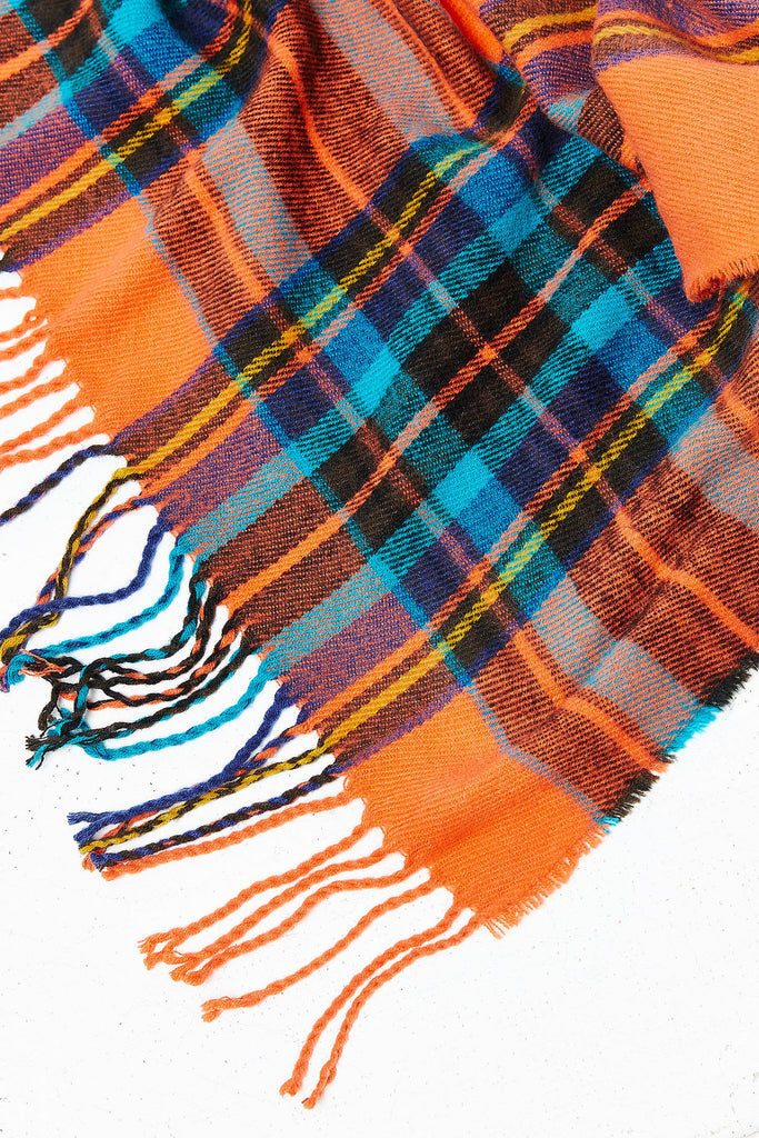 Urban Outfitter Mixed Plaid Scarf - PitaPats.com